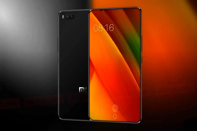 Чем Xiaomi порадует в начале декабря: Xiaomi Mi 7 и Mi MIX 2S оказались хуже IPhone X по