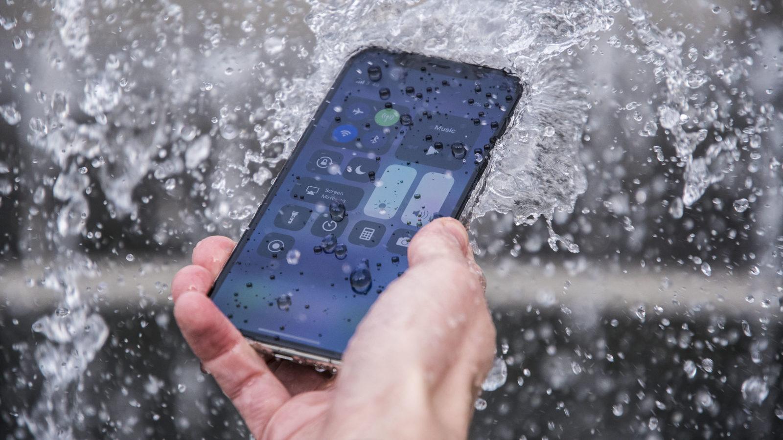 iphone xs ip 68