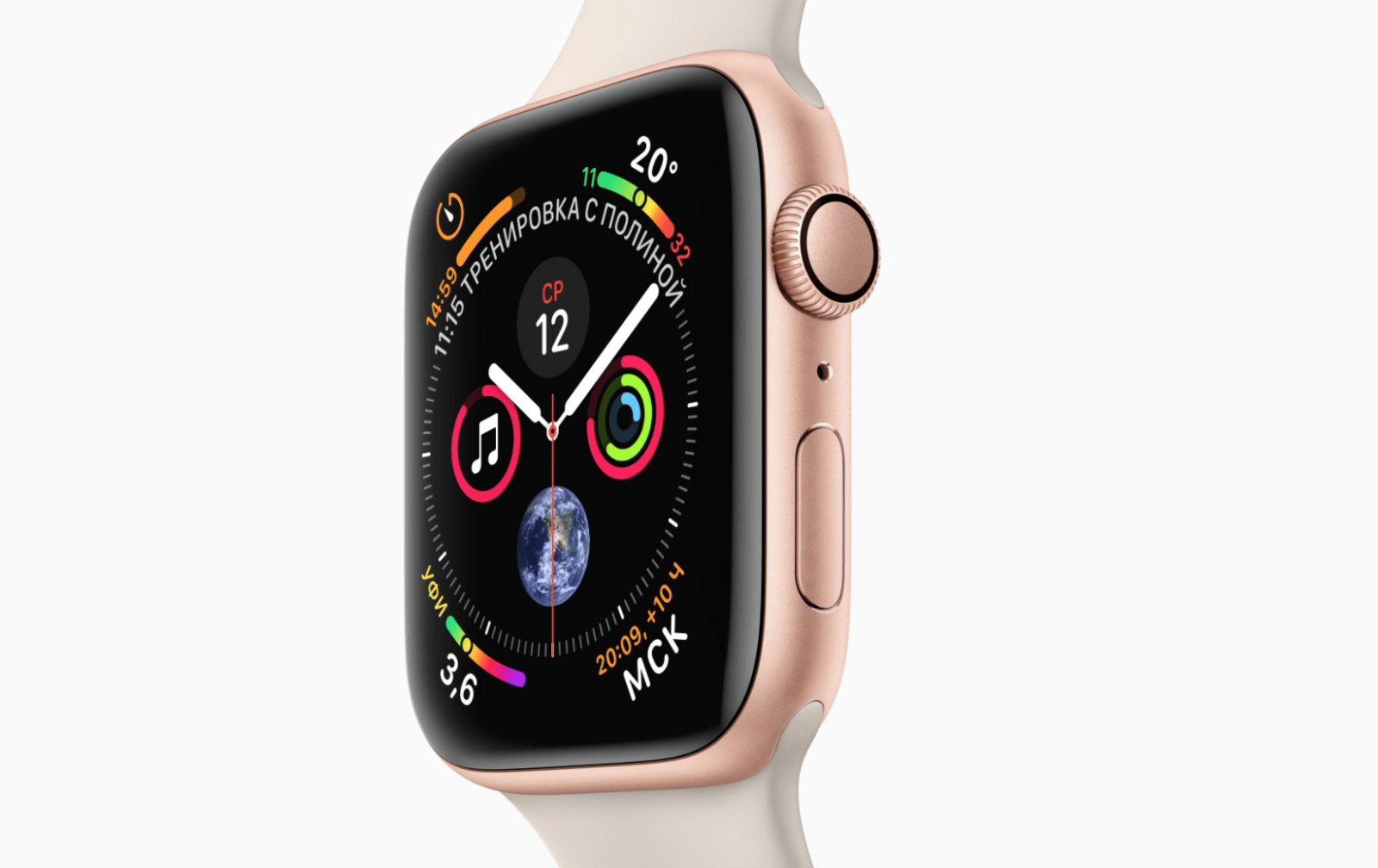 Часы apple watch 2019 года фото