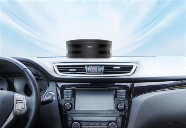 Xiaomi представила еще один очиститель воздуха для авто