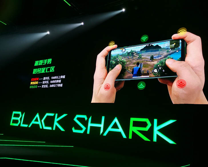 Состоялась премьера геймерского смартфона Black Shark 2