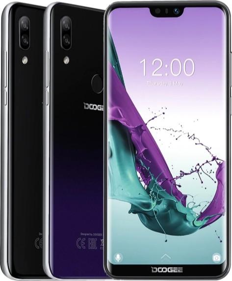 Анонсирован доступный смартфон Doogee N10