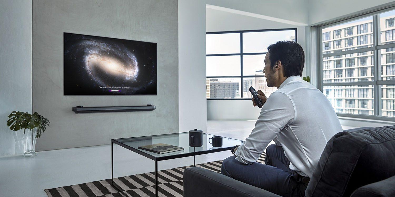 Смарт-телевизоры LG получат обновление с поддержкой AirPlay 2
