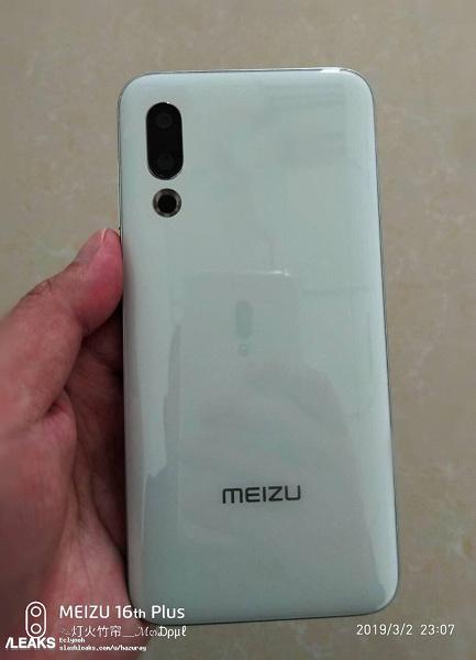 Опубликованы качественные фото флагмана Meizu 16s