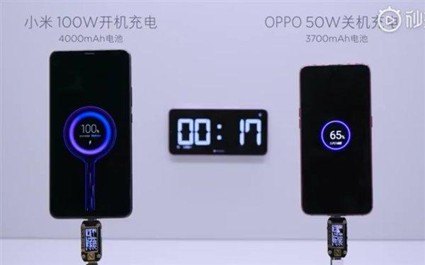 Xiaomi Mi Mix 4 получит зарядку мощностью 100 Вт?