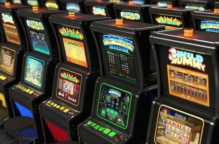 игровые автоматы играть в украине