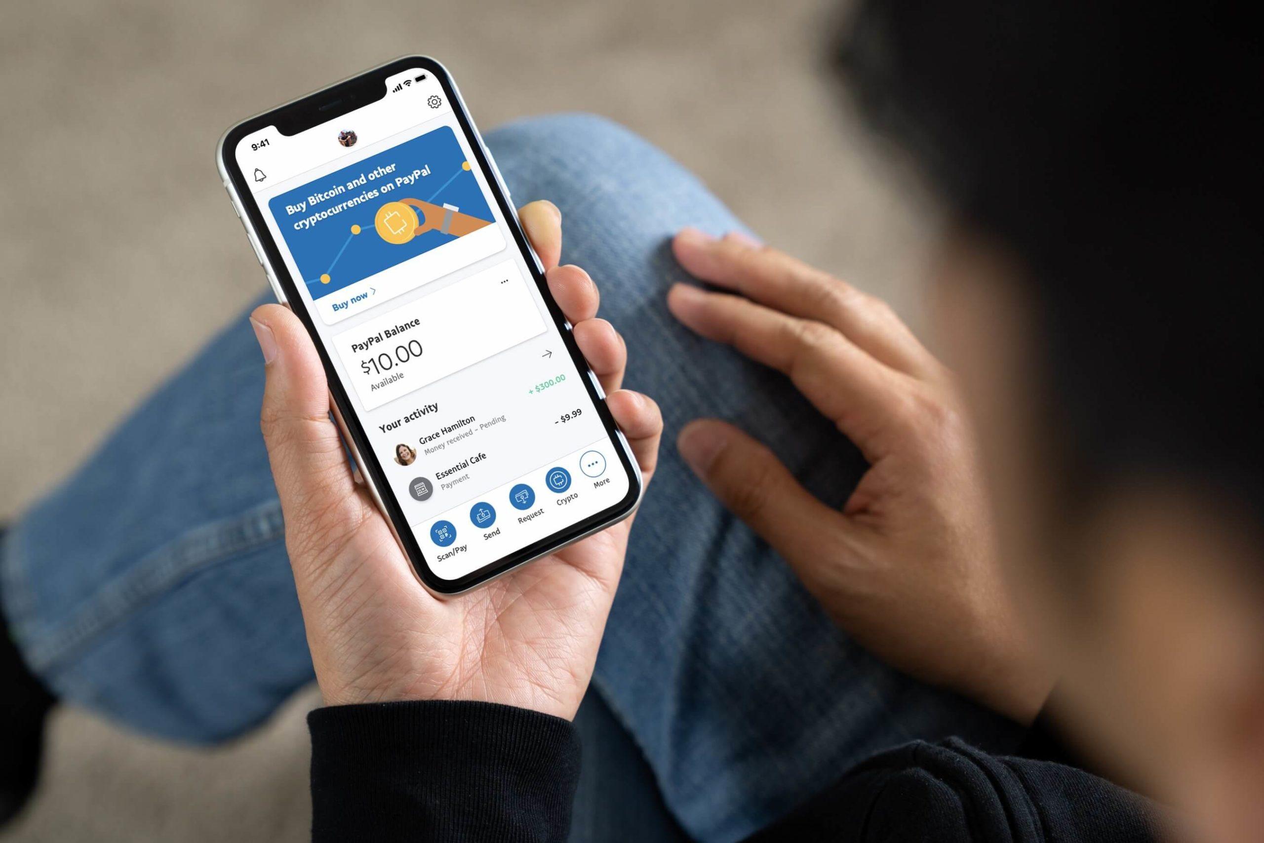 PayPal відкрила торгівлю криптовалютою для жителів Великобританії – Український телекомунікаційний портал