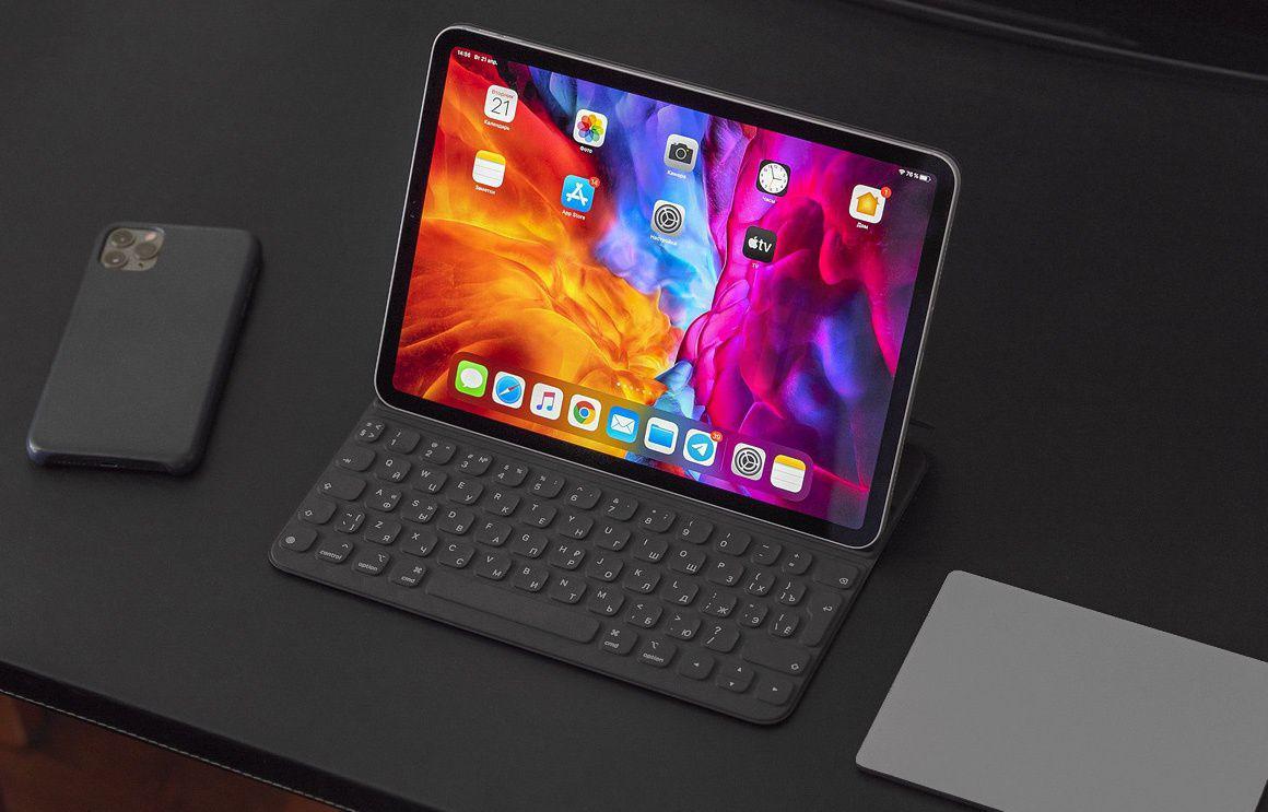 Планшет iPad Pro 2021 року отримає miniLED дисплей ...
