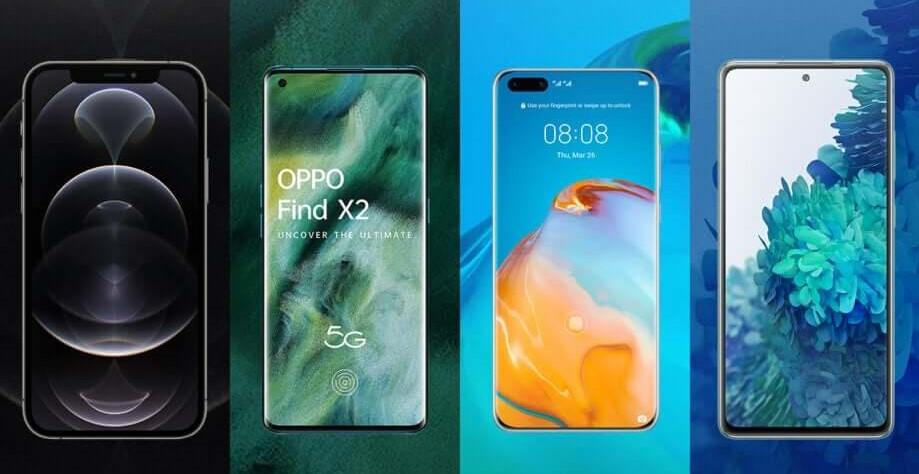 З'явився прогноз по ринку смартфонів на 2021 рік – Український телекомунікаційний портал