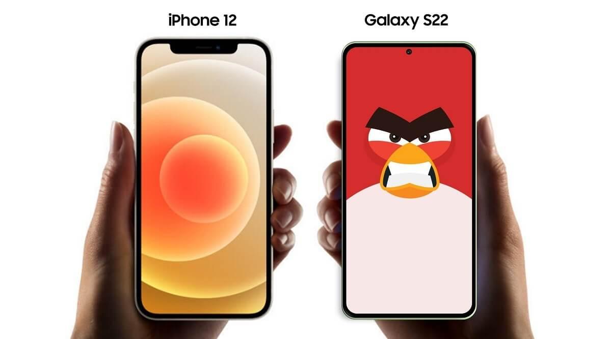 Samsung Galaxy S22 наочно порівняли з Galaxy S21 та iPhone 13 – Український телекомунікаційний портал