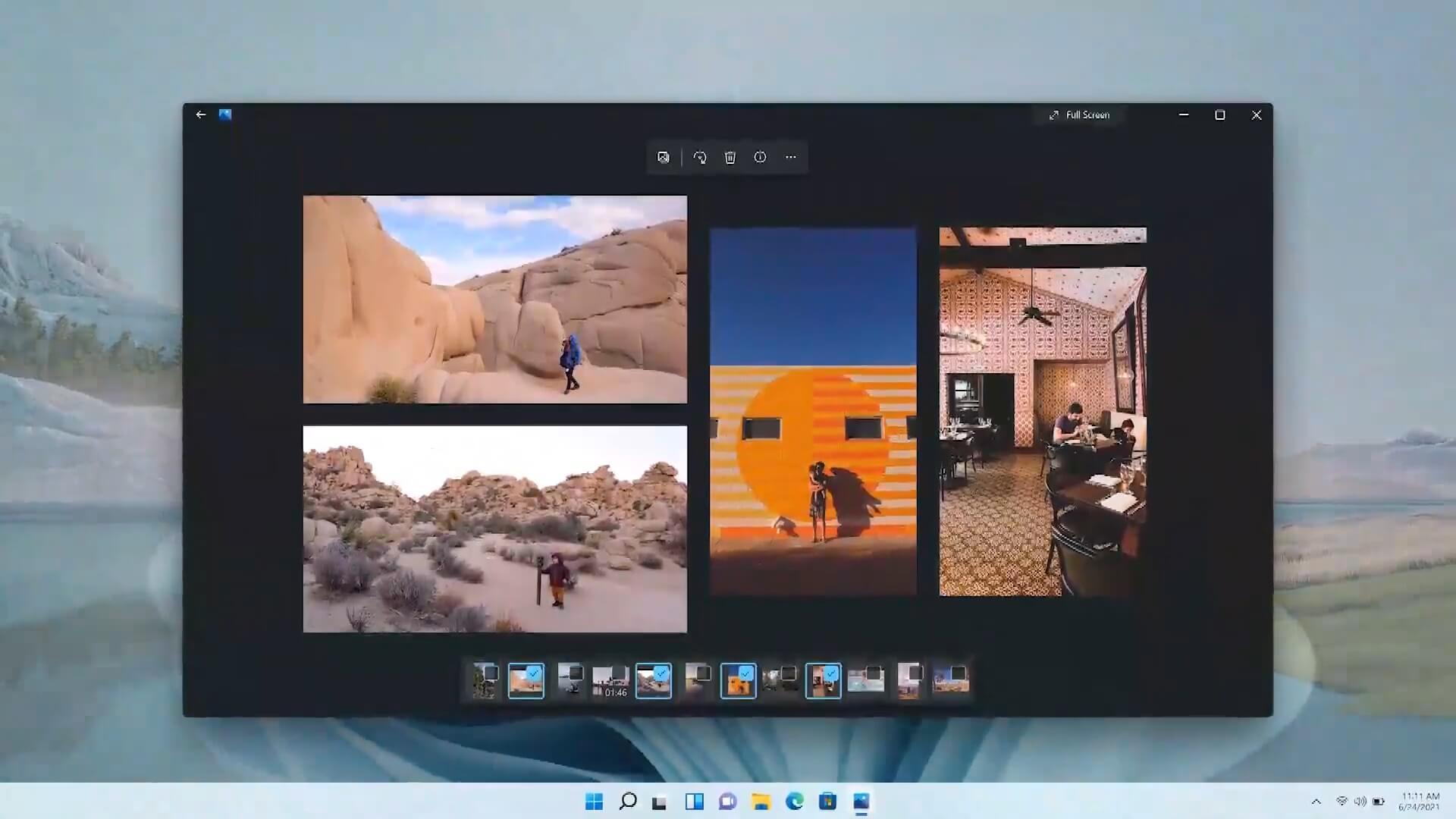 Microsoft показала новий додаток Photos для Windows 11 – Український телекомунікаційний портал