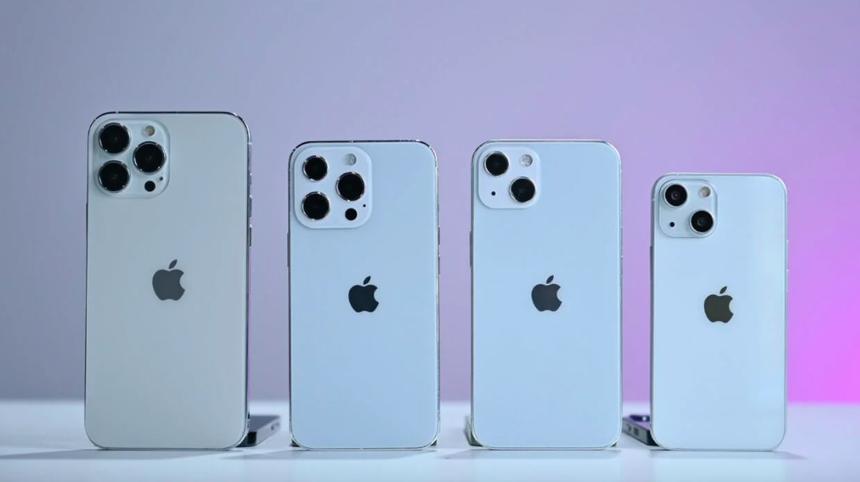 Представлена динаміка цін на всі смартфони Apple – Український телекомунікаційний портал