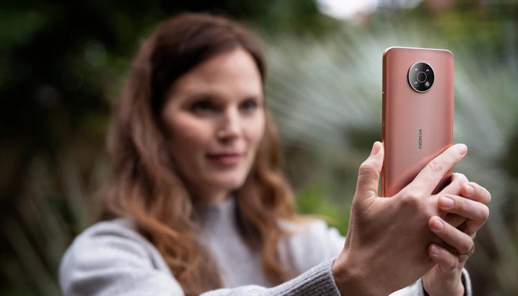 Представлений смартфон Nokia G50 з великим екраном, підтримкою 5G і батареєю на 5000 мА·год – Український телекомунікаційний портал
